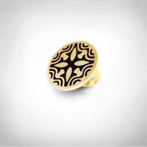 Bernadotte Jewellery Decoratif gyűrű