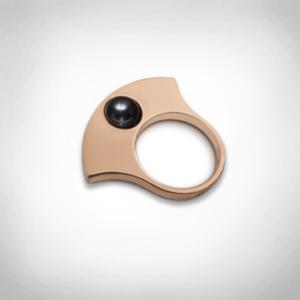 Bernadotte Jewellery Shell gyűrű