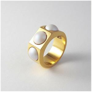 Bernadotte Jewellery Candy Gyűrű Iris arany