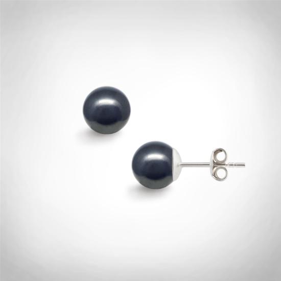 Bernadotte Jewellery Universe fülbevaló ezüst