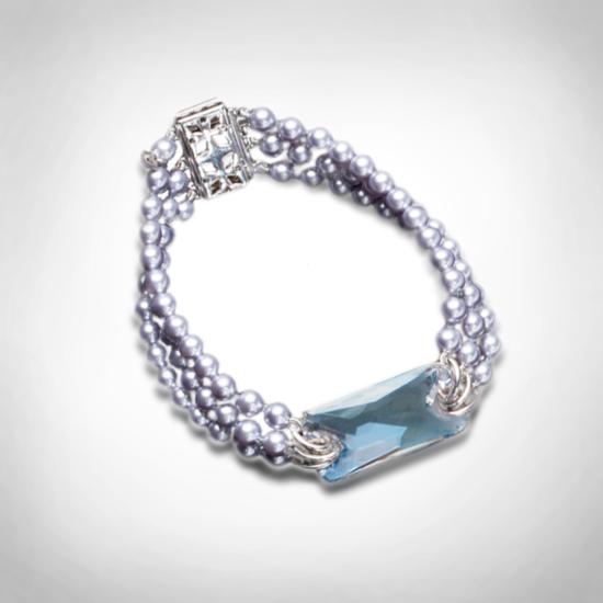 bernadotte-jewellery-glamour-gyöngy-karkötő-levendula
