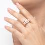 Kép 3/5 - Bernadotte Jewellery Candy gyűrű Korall