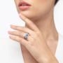Kép 2/5 - Bernadotte Jewellery Candy gyűrű Wave