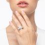 Kép 4/5 - Bernadotte Jewellery Candy gyűrű Azúr