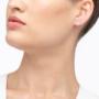 Kép 3/5 - Bernadotte Jewellery Universe Glamour fülbevaló arany
