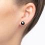 Kép 4/5 - Bernadotte Jewellery Universe fülbevaló ezüst
