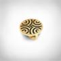 Kép 1/5 - Bernadotte Jewellery Art Deco Labyrinth gyűrű arany
