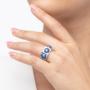 Kép 3/5 - Bernadotte Jewellery Candy gyűrű Wave