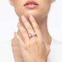 Kép 4/5 - Bernadotte Jewellery Candy gyűrű Korall
