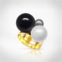 Kép 1/5 - Bernadotte Jewellery Universe Mythos gyűrű arany