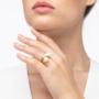 Kép 3/6 - Bernadotte Jewellery Universe Iris gyűrű rosegold
