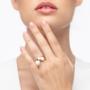 Kép 4/6 - Bernadotte Jewellery Universe Iris gyűrű rosegold