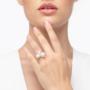 Kép 7/7 - Bernadotte Jewellery Universe Iris gyűrű arany